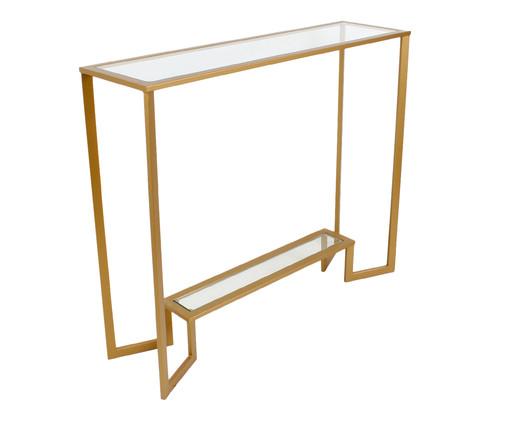 Aparador Greco, Dourado, Transparente | WestwingNow