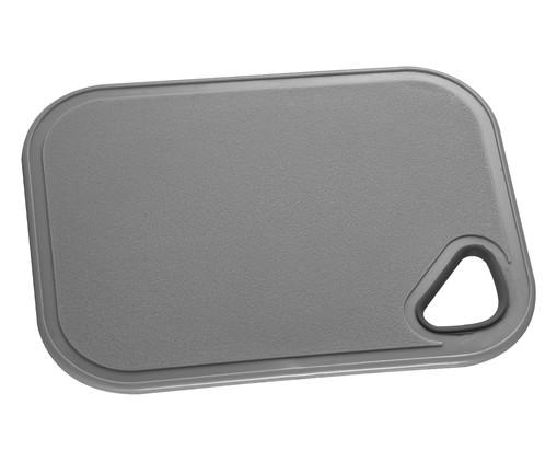 Mini Tábua de Corte em Silicone - Cinza, Cinza | WestwingNow