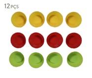 Jogo de Formas para Muffin Louise - Colorido | WestwingNow