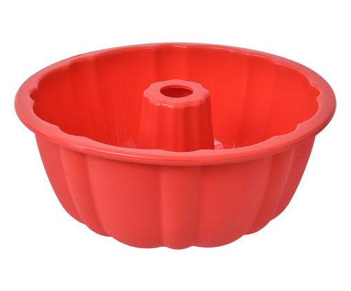 Forma Redonda Meghan - Vermelha, Vermelho | WestwingNow