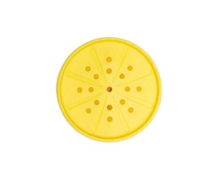 Espremedor para Limão em Silicone Deia - Amarelo | WestwingNow