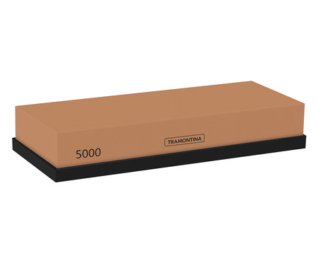 Pedra para Afiar Yano 5000 - Marrom | WestwingNow