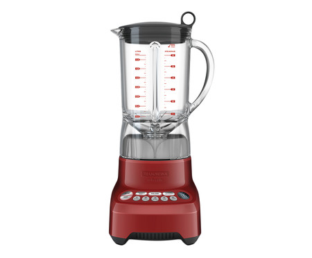 Liquidificador Smart Gourmet Vermelho by Breville - 1,5 L | WestwingNow
