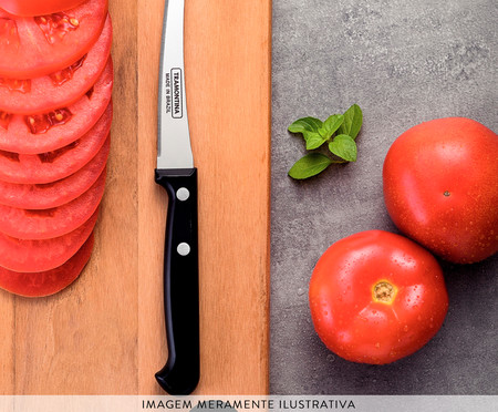 Faca para Tomate em Inox Thale 5
