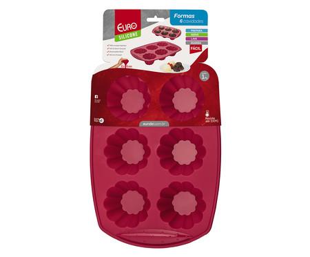Forma para Cupcake Moor - Vermelha | WestwingNow