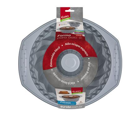 Forma para Bolo Fairlop - Cinza | WestwingNow