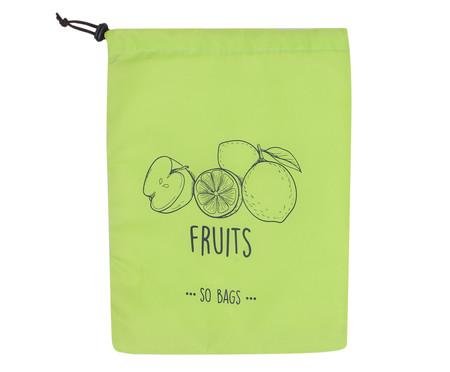 Saco para Armazenar Frutas - Verde | WestwingNow
