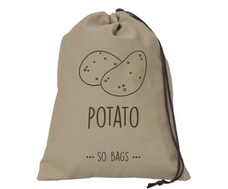 Saco para Armazenar Batatas - Marrom | WestwingNow