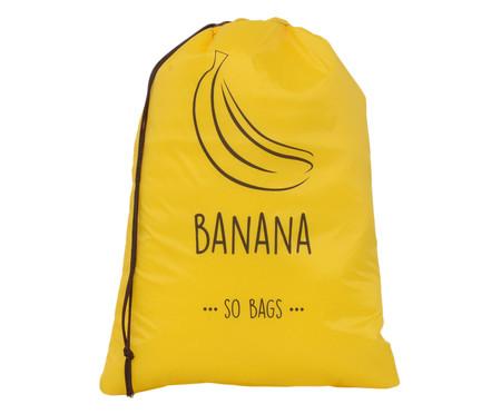 Saco para Armazenar Bananas - Amarelo | WestwingNow