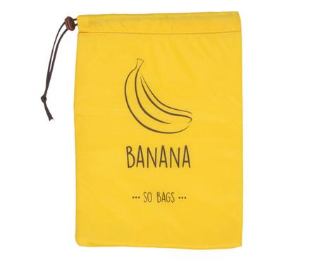 Saco para Armazenar Bananas - Amarelo   WestwingNow