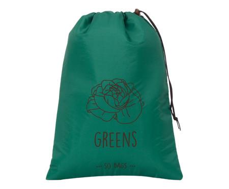 Saco para Armazenar Verduras - Verde   WestwingNow