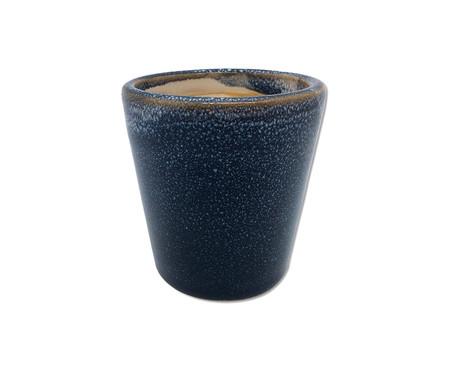 Cachepot Valentin - Azul Escuro   WestwingNow