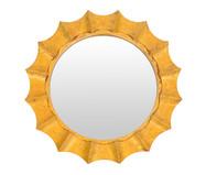 Espelho Waves - Dourado | WestwingNow
