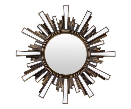 Espelho de Parede Barroque - 58cm, Marrom | WestwingNow