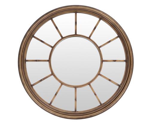 Espelho Escotilha - 74cm, Cobre | WestwingNow