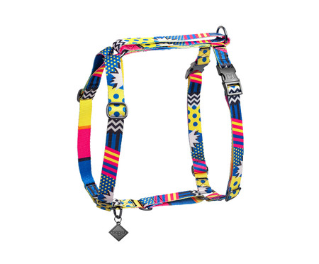 Peitoral Educativo H Slim para Cachorros Pop - Colorido | WestwingNow