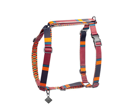 Peitoral Educativo H Slim para Cachorros Reggae - Colorido | WestwingNow