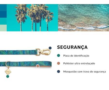 Guia para Cachorros Amazônia - Azul | WestwingNow