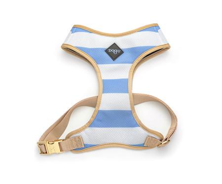 Peitoral Bold para Cachorros Samba - Azul | WestwingNow