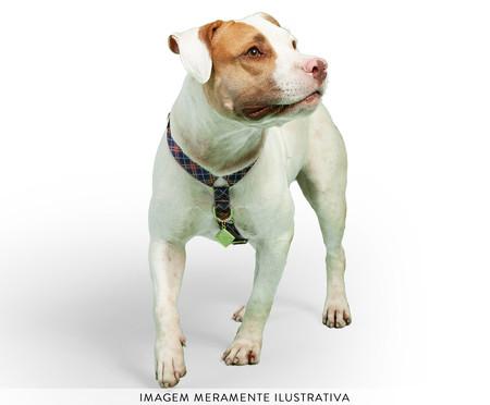 Peitoral Educativo H Slim para Cachorros London - Azul | WestwingNow