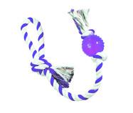 Brinquedo Mordedor para Cachorros Knot Color - Lilás | WestwingNow