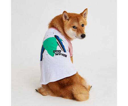 Camiseta para Cachorro Soft - Branco   WestwingNow