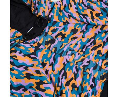 Jaqueta Corta Vento para Cachorro Color Cheetah - Colorida | WestwingNow