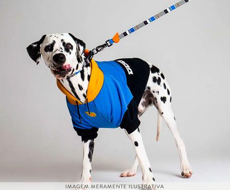 Moletom para Cachorro Blueberry - Preto e Azul   WestwingNow