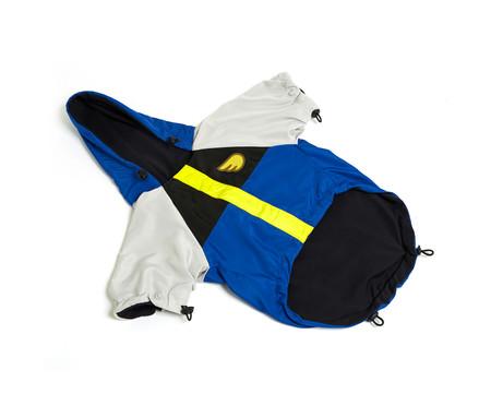 Jaqueta Corta Vento para Cachorro Space - Azul   WestwingNow