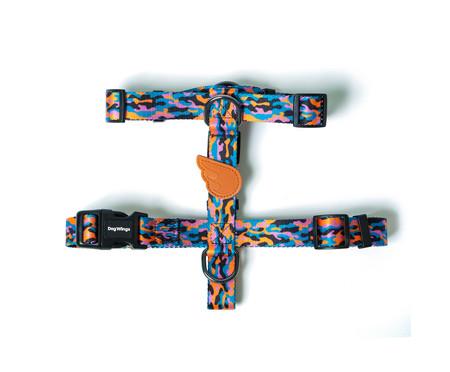 Peitoral H Color Cheetah - Colorida   WestwingNow