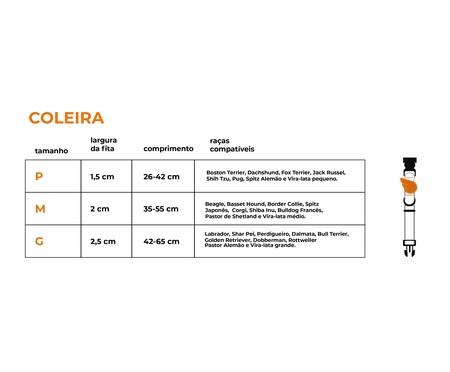 Coleira Moving  - Preto | WestwingNow