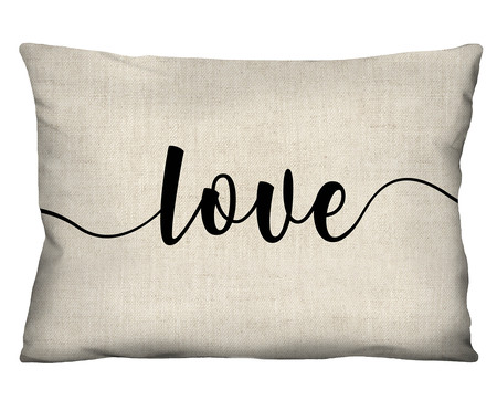 Capa de Almofada Love Roxanne | WestwingNow