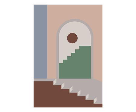 Placa de Madeira Decorativa Metin   WestwingNow