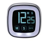 Timer Digital Melissa - Prata | WestwingNow