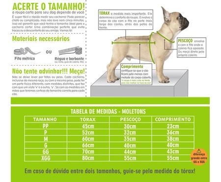 Moletom para Cachorro Essential - Preto   WestwingNow