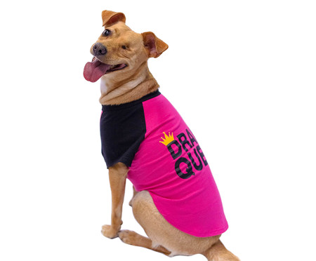 Camiseta para Cachorro Hollywood - Pink   WestwingNow