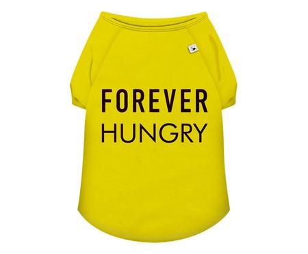 Camiseta para Cachorro Starving - Amarela   WestwingNow