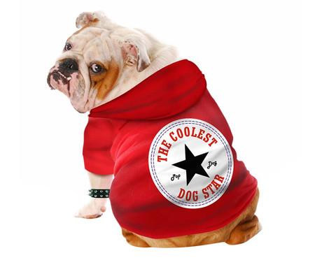 Moletom para Cachorro Star - Vermelho   WestwingNow