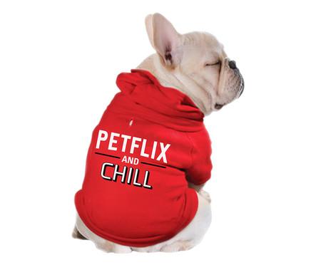 Moletom para Cachorro Chill - Vermelho   WestwingNow