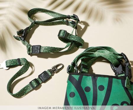 Peitoral para Cachorro Mandala Jungle - Verde   WestwingNow