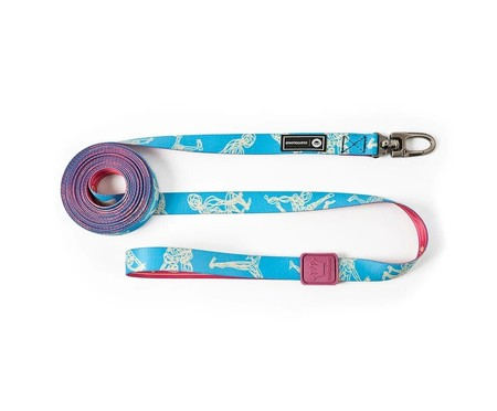 Guia para Cachorro Longa Raise - Azul | WestwingNow