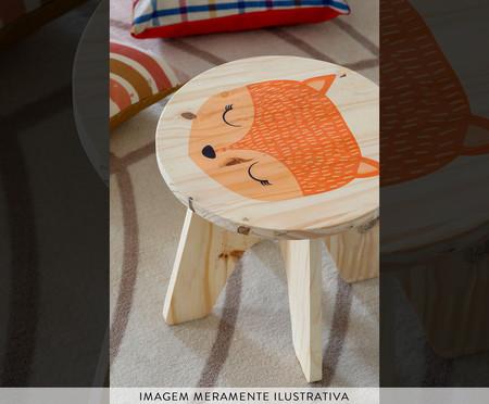 Banquinho Infantil Normai | WestwingNow