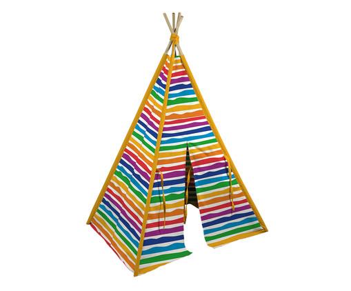 Tenda Indoor Trancoso Stripes, Colorido   WestwingNow