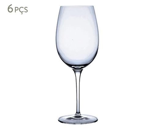 Jogo de Taças para Vinho Tinto Lily - Transparente, Transparente   WestwingNow