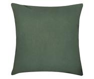 Capa de Almofada em Linho Misto Lauren - Verde Militar | WestwingNow