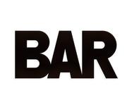Placa de Madeira Decorativa Lettering Bar - Preta | WestwingNow