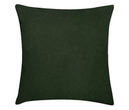 Capa de Almofada em Linho Misto Lauren - Verde Musgo | WestwingNow