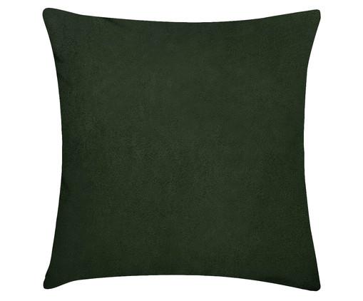 Capa de Almofada em Linho Misto Lauren - Verde Musgo, Verde | WestwingNow
