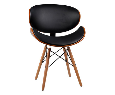Cadeira Gaza - Preta | WestwingNow