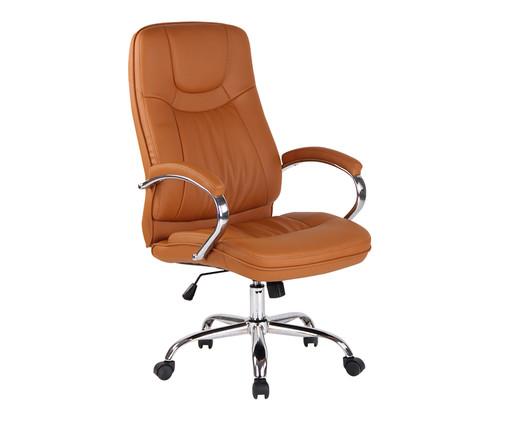 Cadeira de Escritório Villani - Caramelo, Marrom | WestwingNow